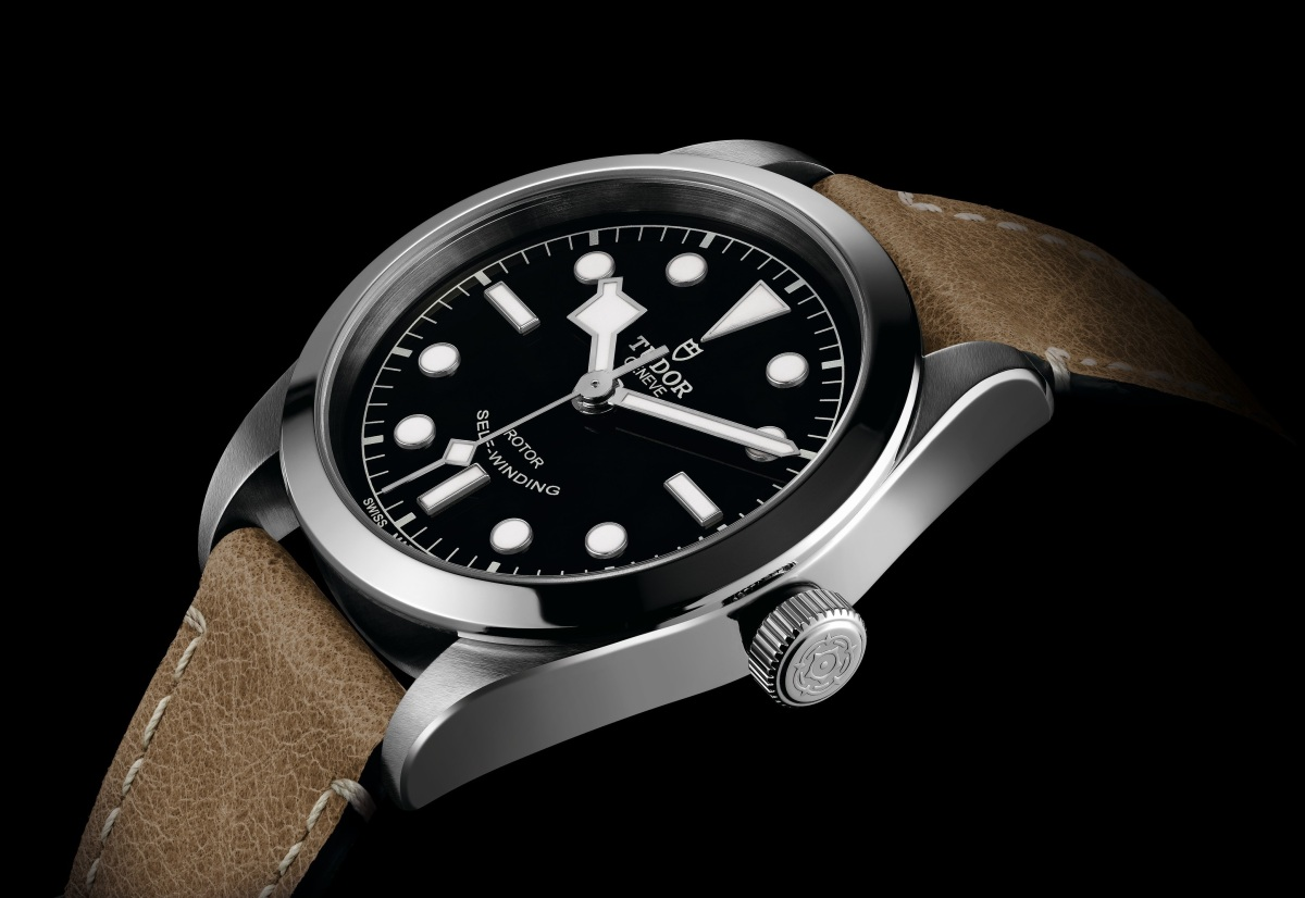 My Pick for Baselworld 2016: The Tudor Heritage Black Bay 36