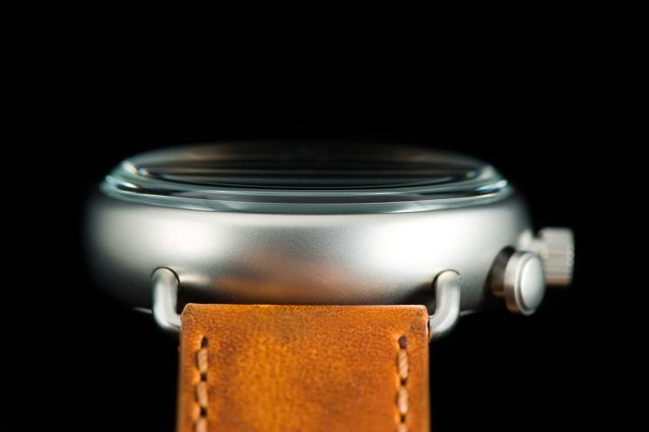 Box Lens Silver